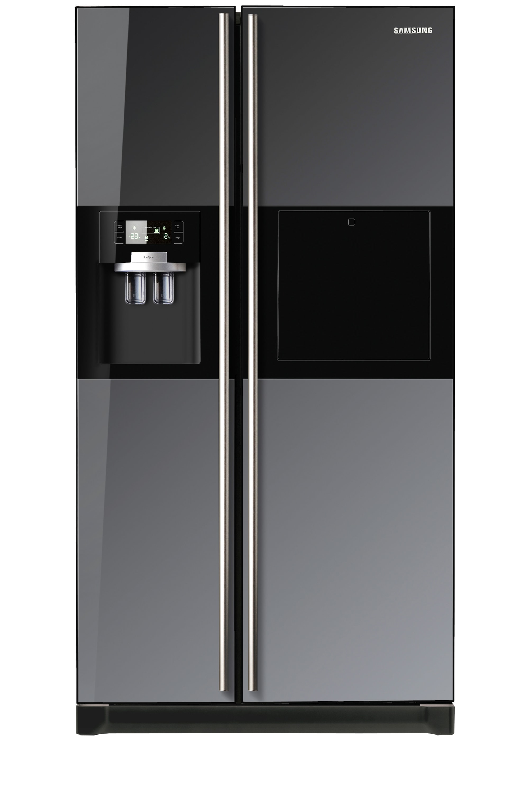 Rs21hklmr H Series Side By Side Refrigerator Samsung Support Africaen