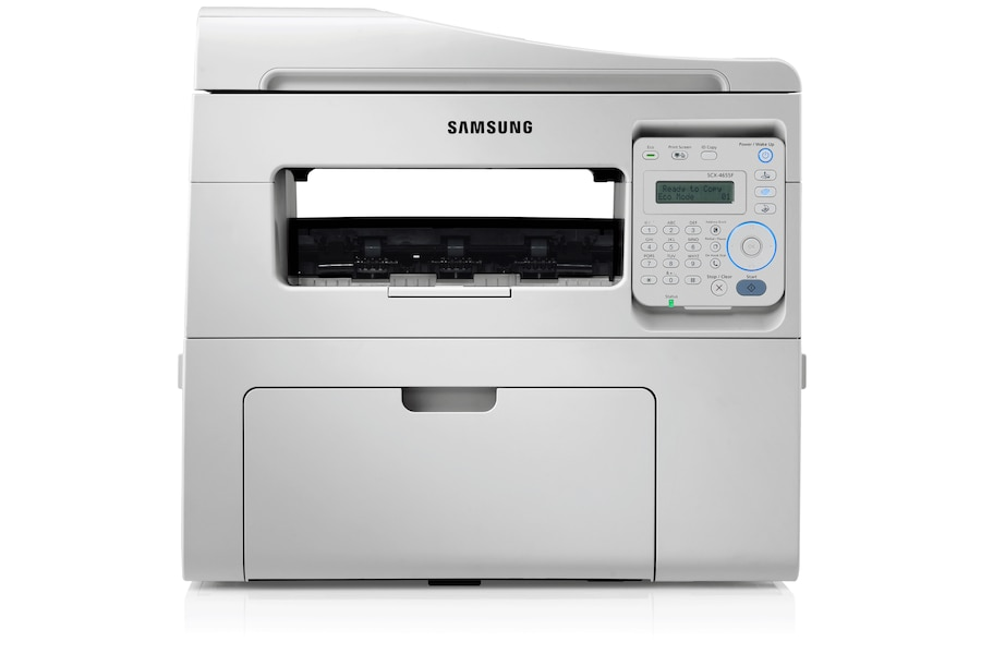 SCX-4655F Laser Multifunctional Printer 4655F Front Grey