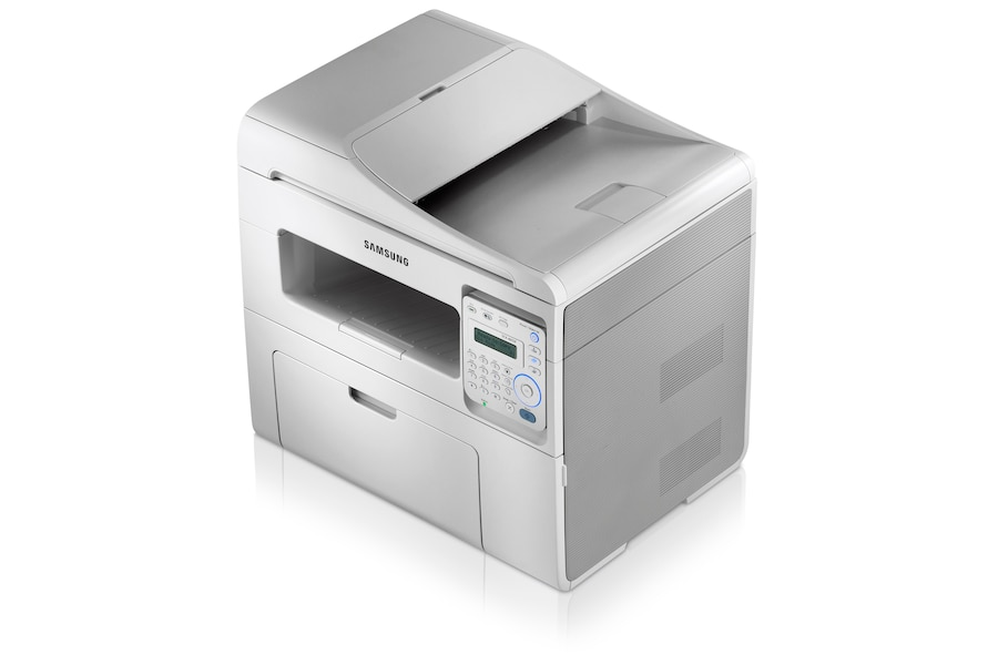 SCX-4655F Laser Multifunctional Printer 4655F Right angle Grey