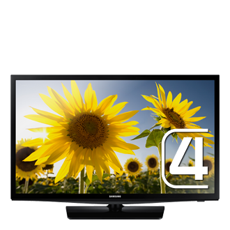 32 HD Flat TV H4100 Series 4