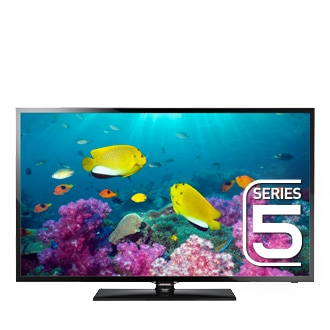 40 Full HD Flat TV F5000 Series 5