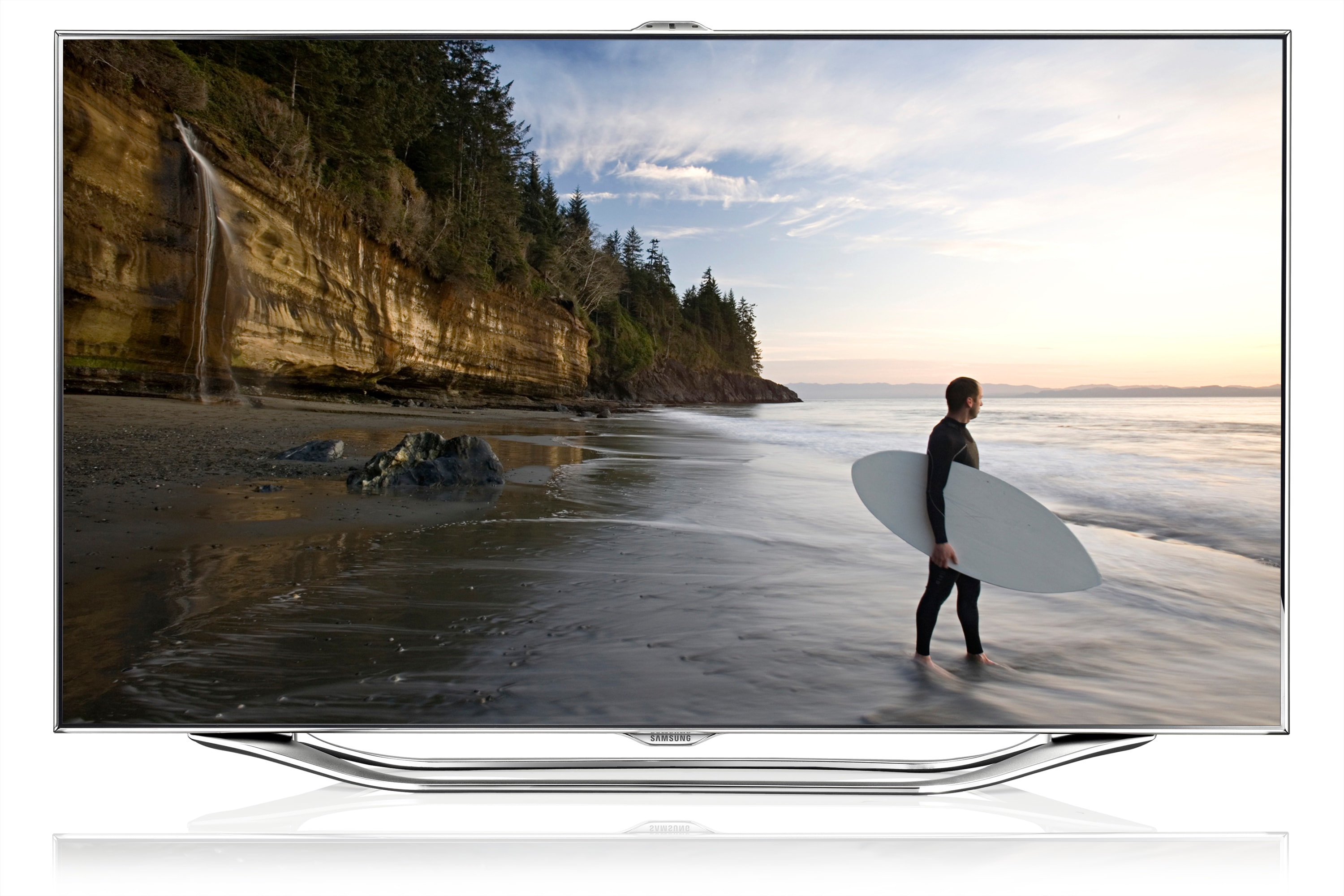 55 Full HD Flat Smart TV ES8000 Series 8