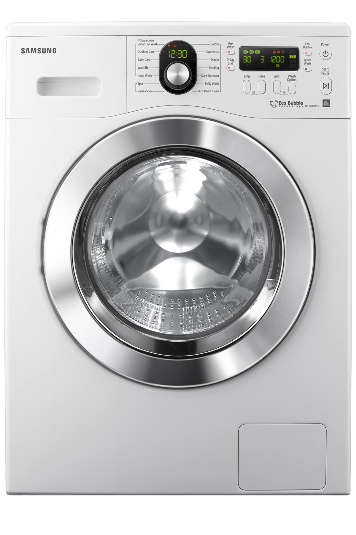 AEGIS BUBBLE Washer with Eco Bubble, 7 kg