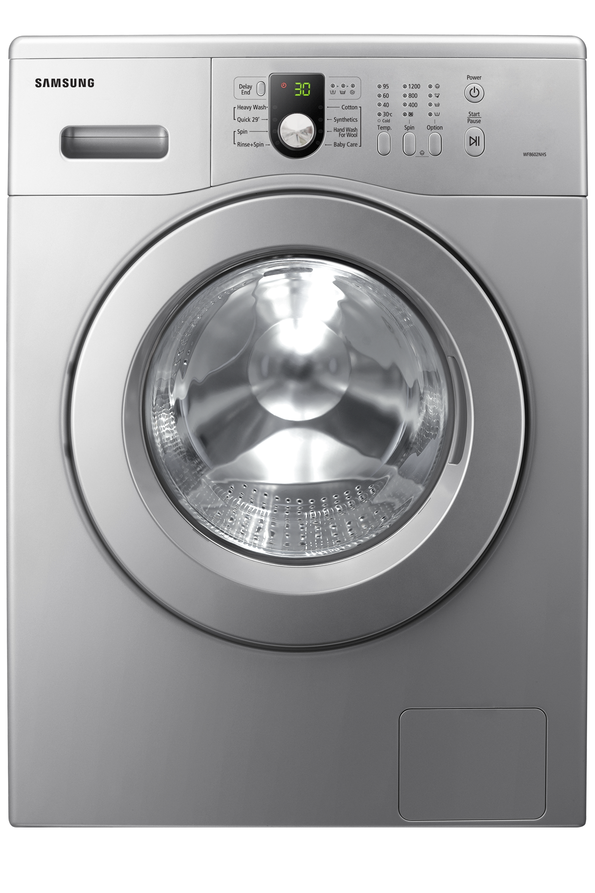 WF8602NHS  6kg Diamond Drum Washing Machine