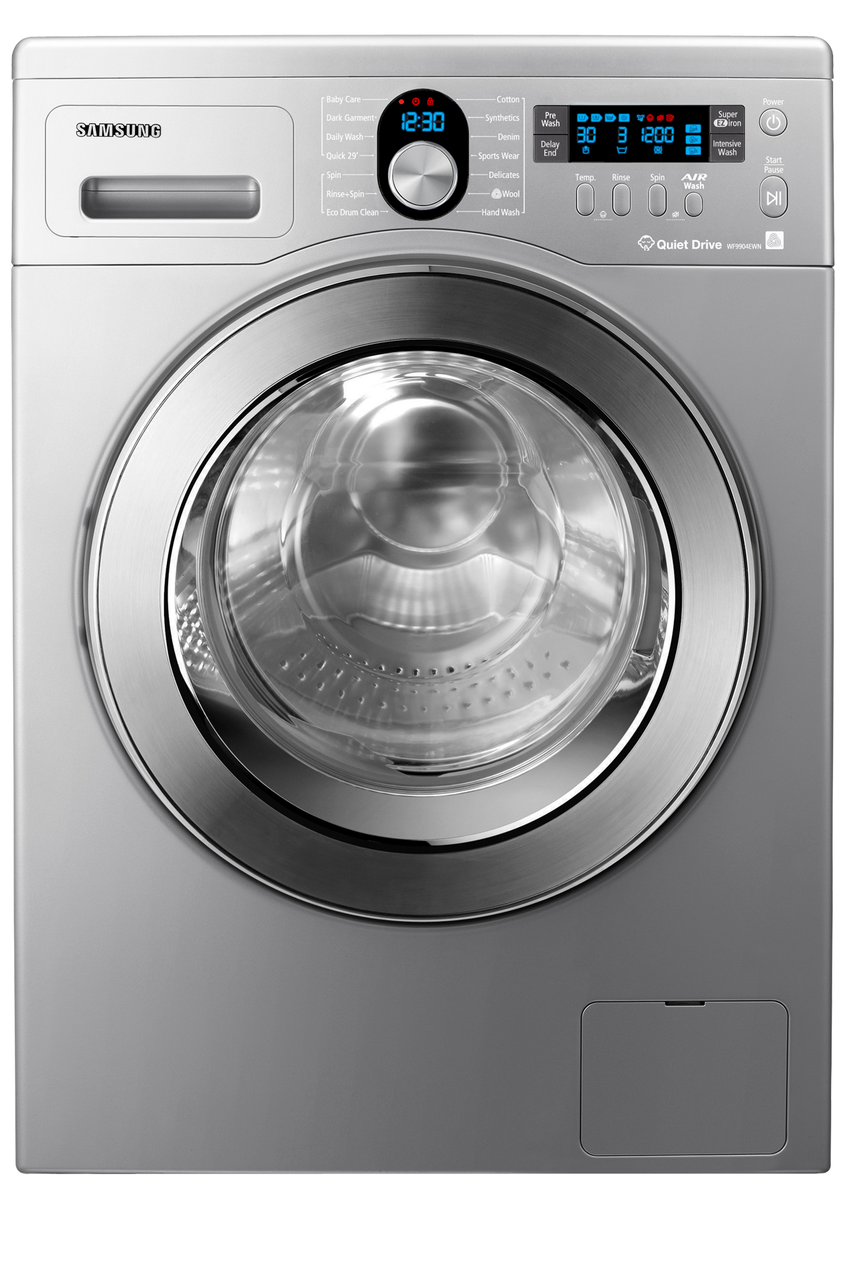 griffin washer with new diamond drum 9 kg samsung africa. Black Bedroom Furniture Sets. Home Design Ideas