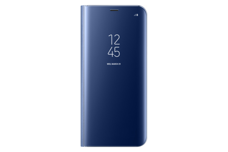 Étui Clear View avec support pour Galaxy S8+