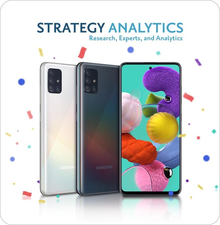 Le smartphone Android le plus vendu au monde