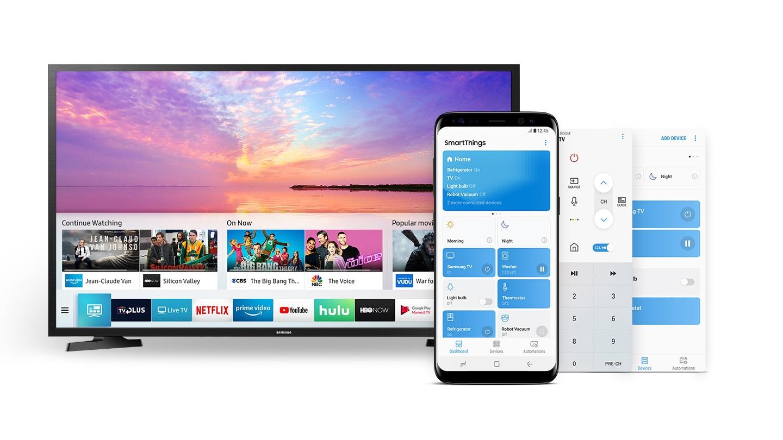 Application SmartThings, une seule application pour tout