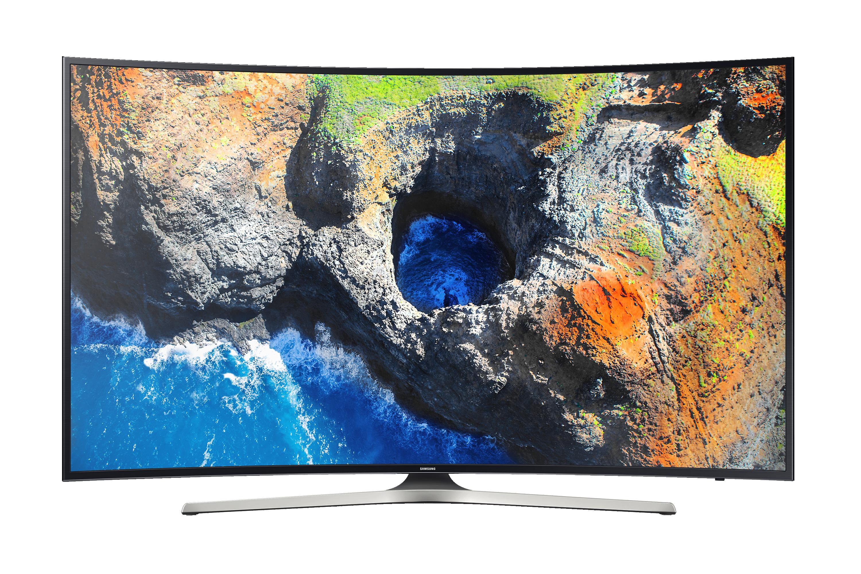 "55"" MU7350 Curved Smart 4K UHD TV"