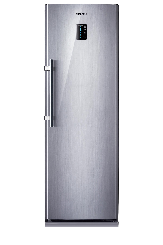 TWIN 1 Door with Easy Bar Handle, 350 L, Titanium Silver