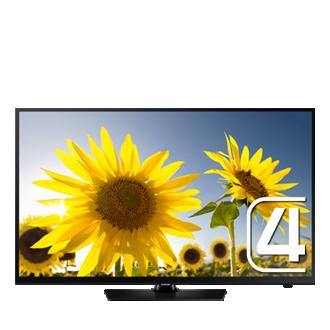 40 HD Flat Smart TV H4203 Series 4