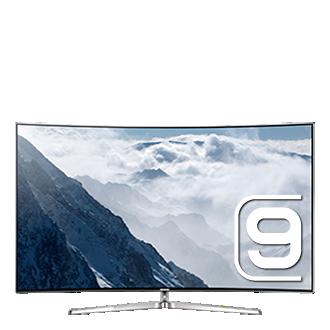 65 SUHD 4K Curved TV KS9500 Series 9