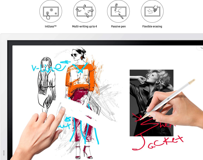 Draw, write & inspire new ideas
