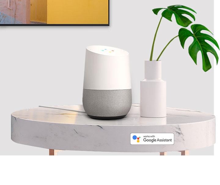 Contrôlez votre téléviseur avec l'Assistant Google
