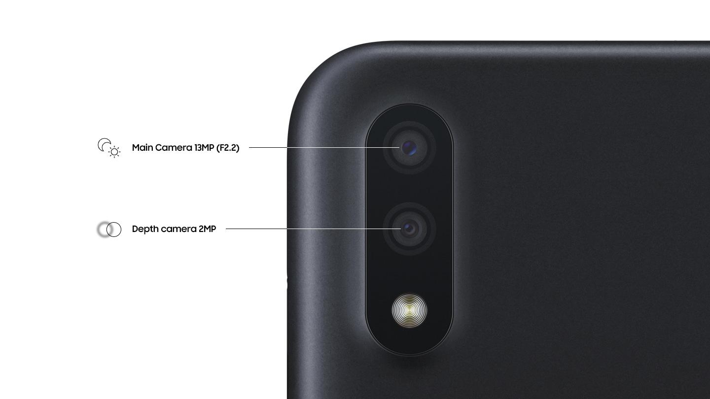 The dual camera revolutionizes the way you photograph
