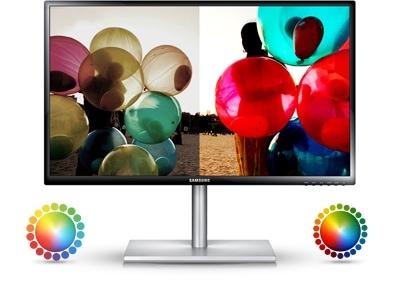 Profitez de couleurs réalistes grâce au rapport dynamique méga.
