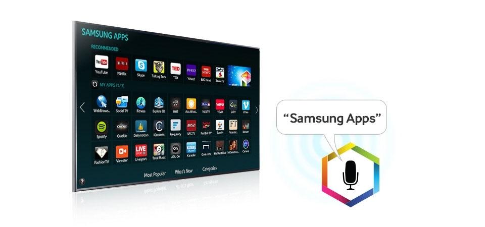 Contrôlez facilement votre téléviseur à l'aide des commandes vocales