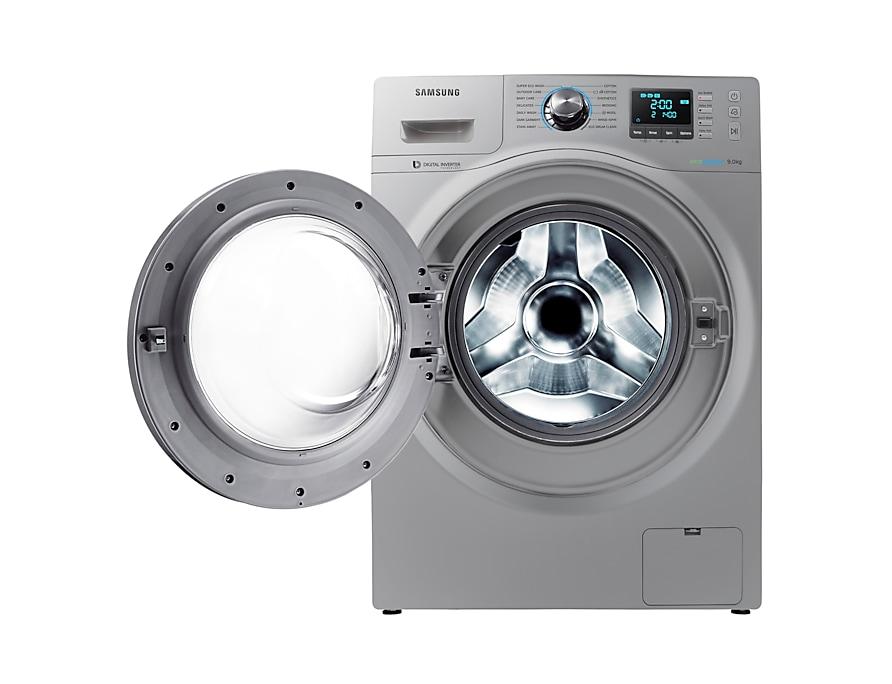 ww7000h machine laver avec eco bubble 9 kg ww90h5410es fa samsung afrique. Black Bedroom Furniture Sets. Home Design Ideas