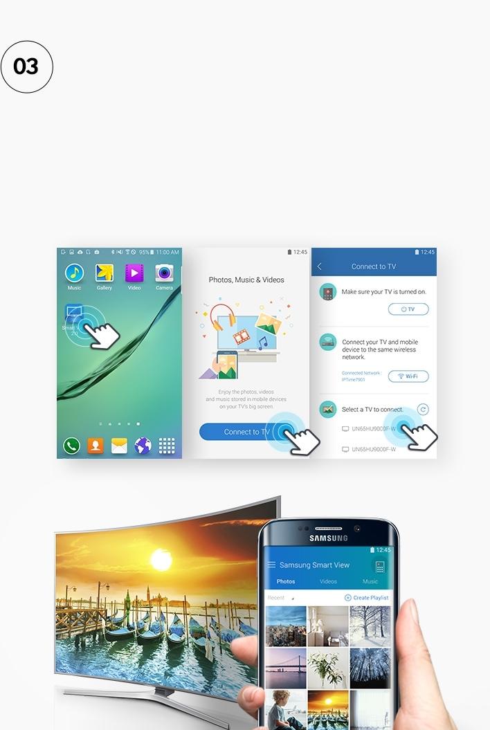 Samsung Smart View | Samsung Australia