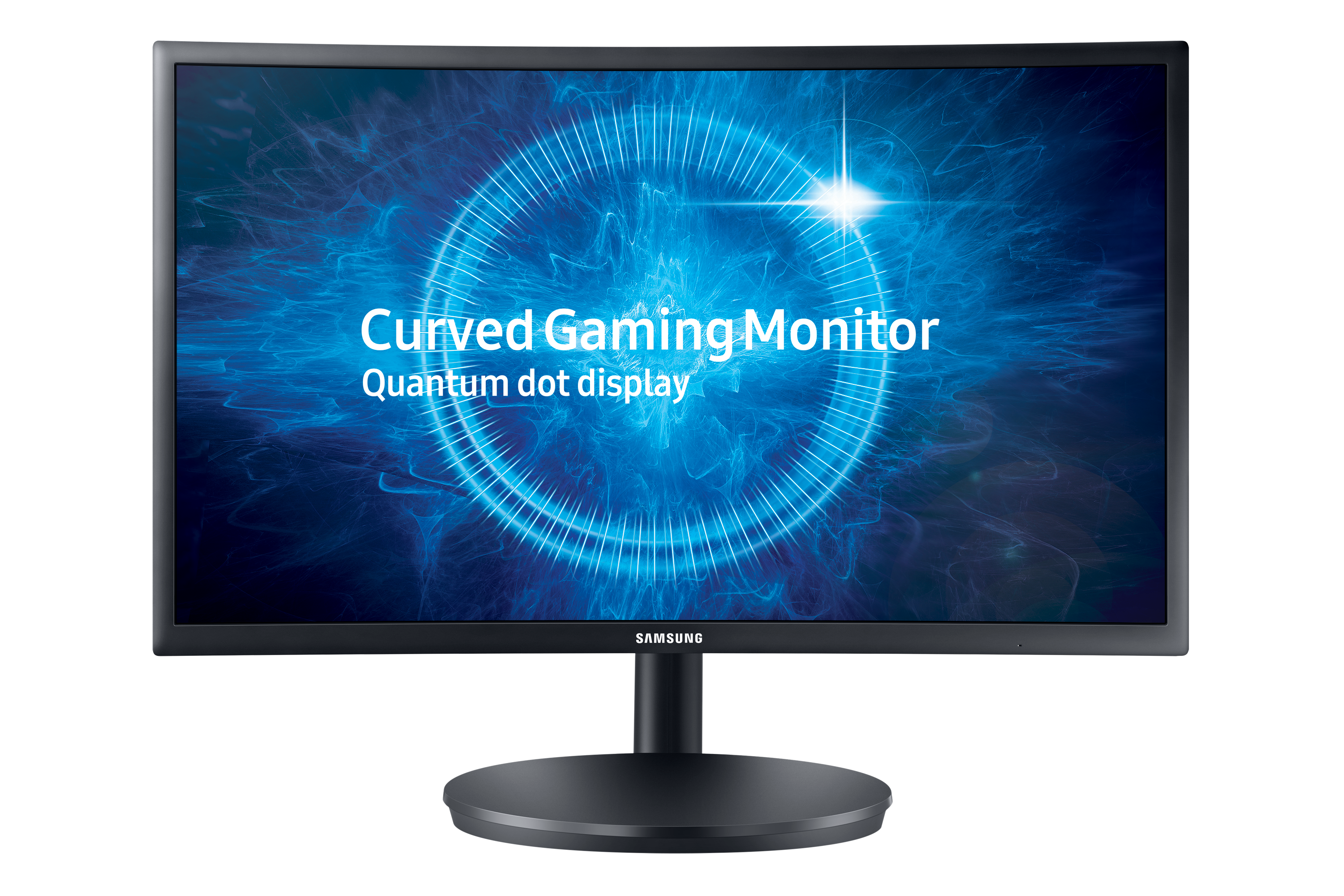 Monitor LED 27'' Curvo Full HD