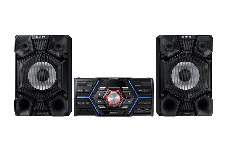 MX-JS5500 Front Set Black