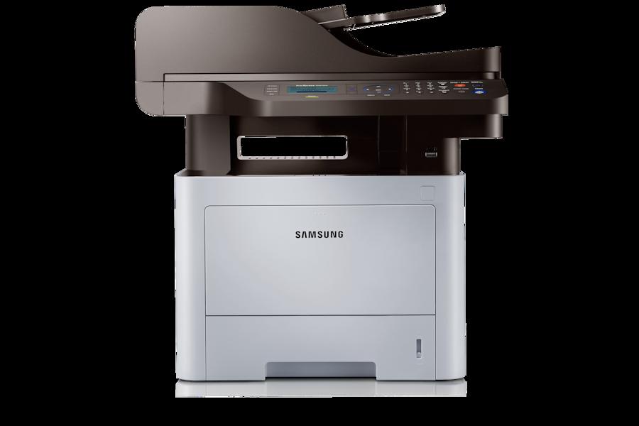 ProXpress M4070FR  Mono Multifunction (40 ppm) M4070FR Parte delantera Blanco