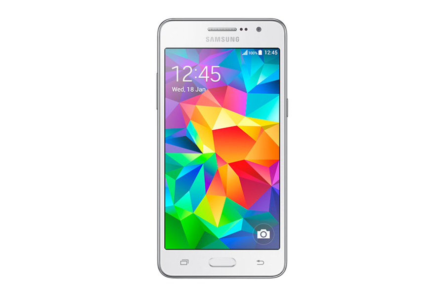 Galaxy Grand Prime VE G531M Front SS White
