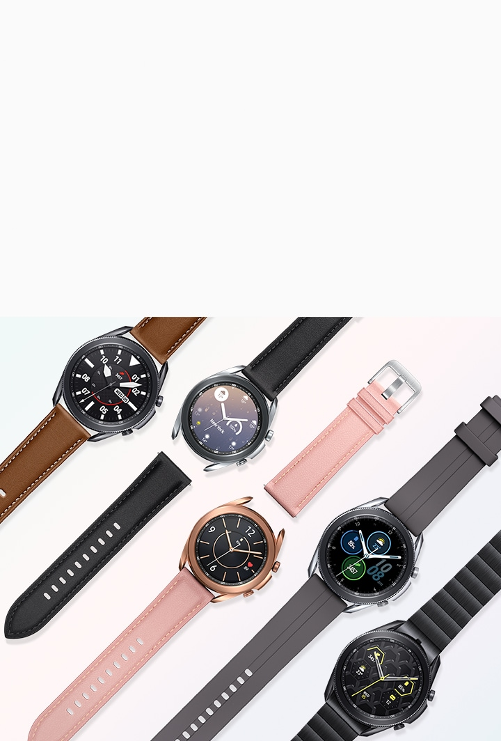 Galaxy Watch kombinieren