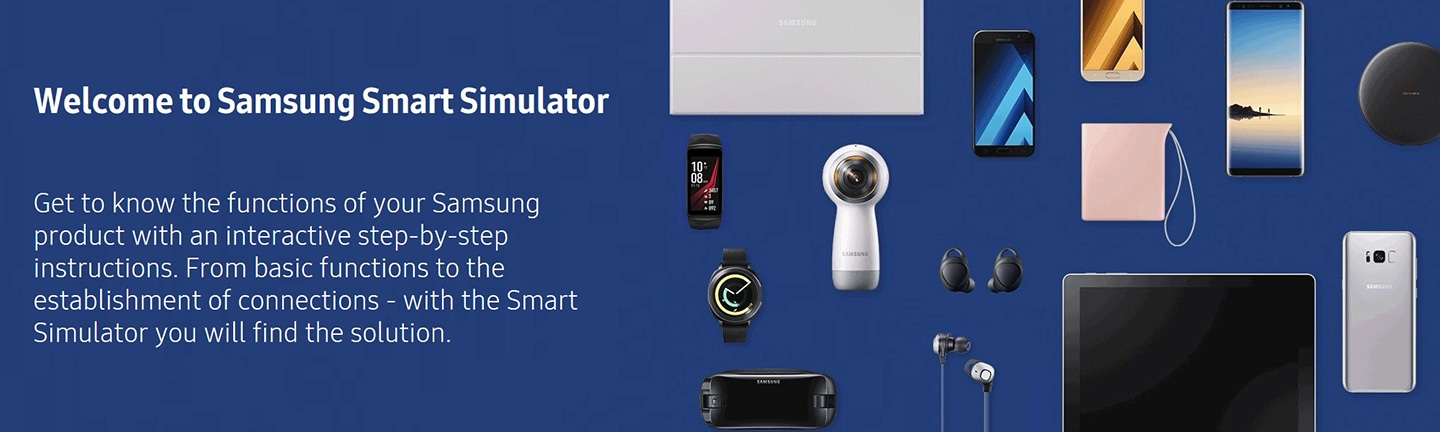 Samsung Smart Simulator