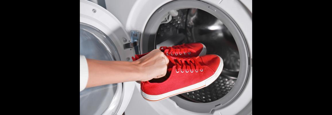 شستن کفش در ماشین لباسشویی سامسونگ