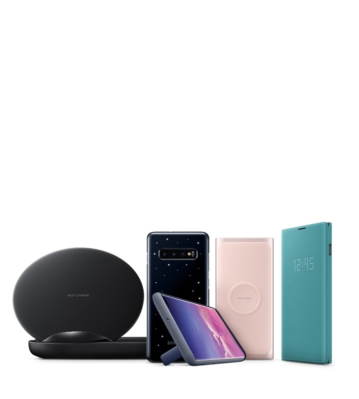Samsung accessories for your mobile