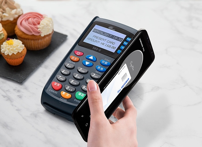 Mobile payment on MST devices