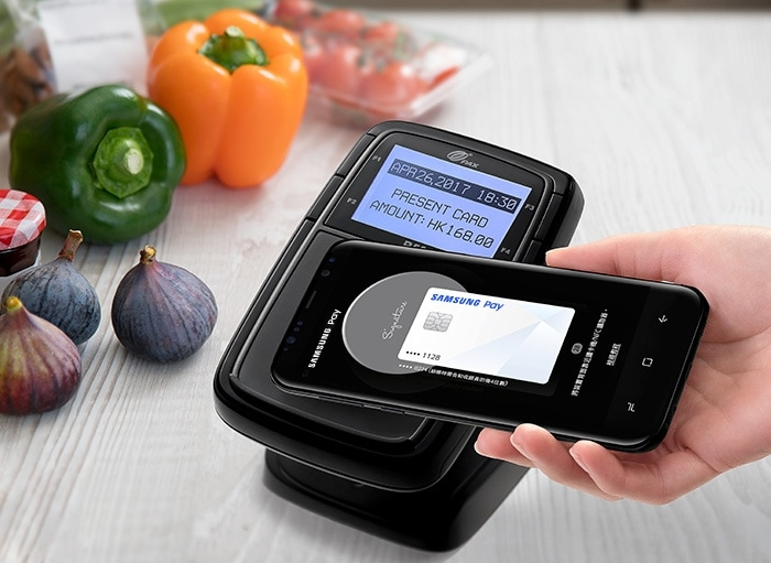 Mobile payment on NFC devices