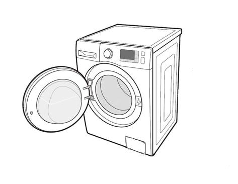 50+ Cara Membersihkan Karet Pintu Mesin Cuci Front Loading mudah