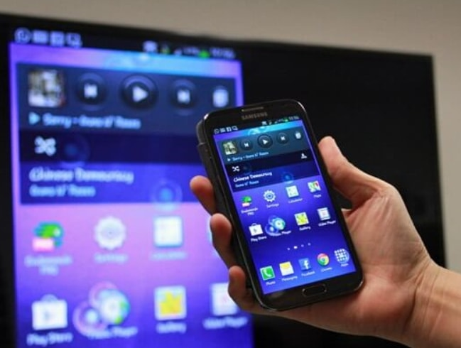 How To Use Screen Mirroring Function Of, How To Screen Mirror Phone Samsung Smart Tv
