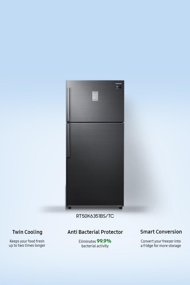 Refrigerator Samsung Fridge Double Door Side By Side Samsung