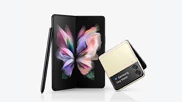 Galaxy Z Fold3 | Z Flip3 5G: Pre-Order Film | Samsung