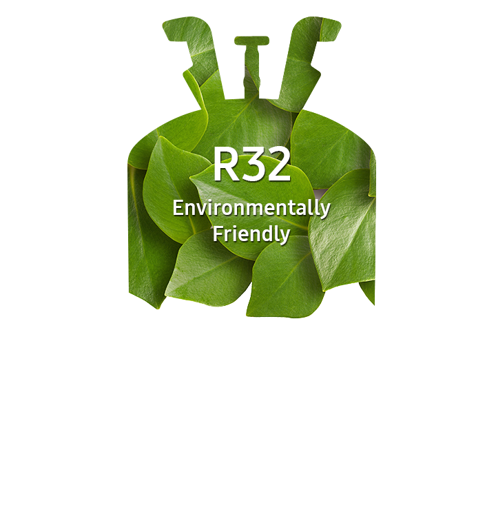 R32 Environmentally Friendly