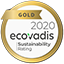 Ecovadis Sustainability Award