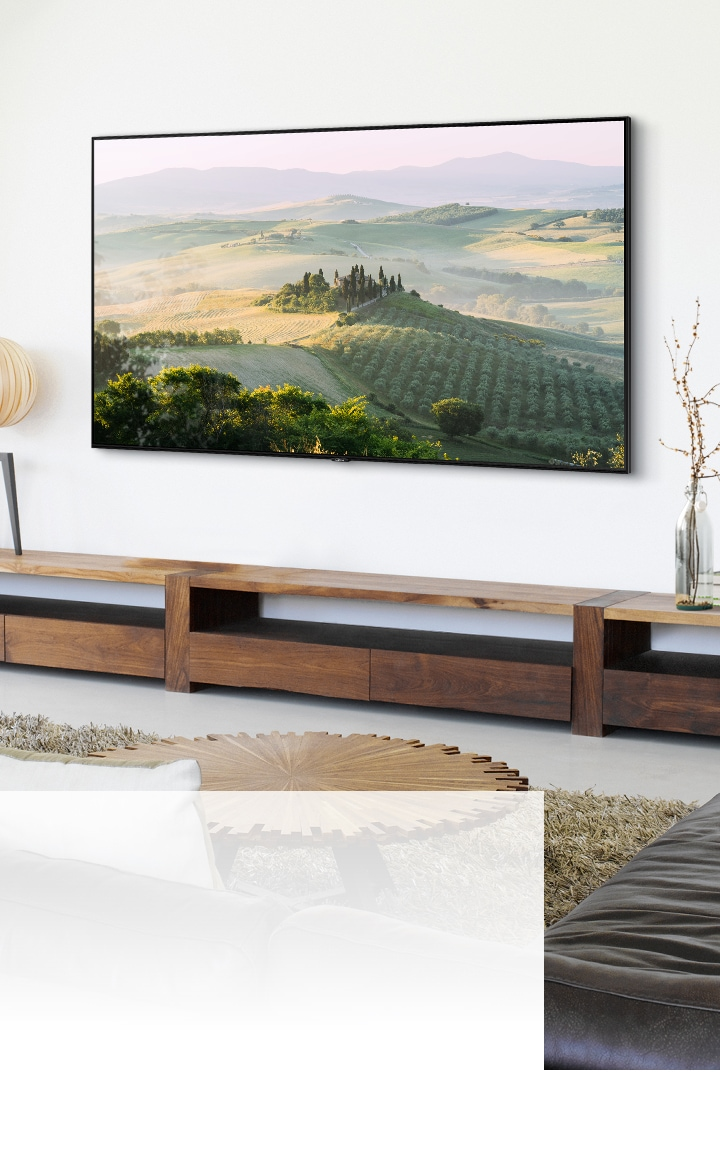 How To Find The Perfect Tv Size Samsung Singapore