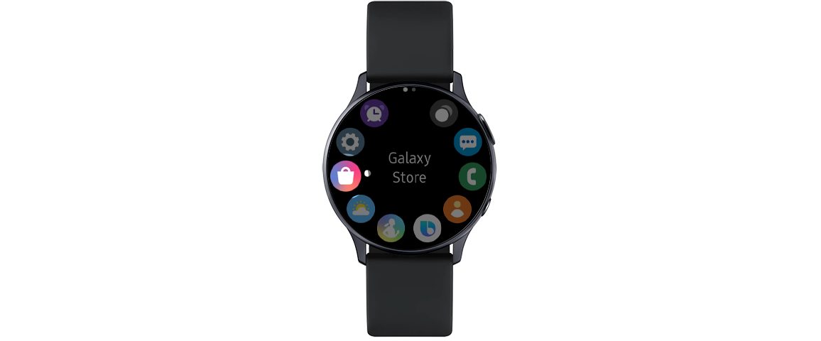 How To Control Your Camera With The Galaxy Watch Active2 Samsung Uk