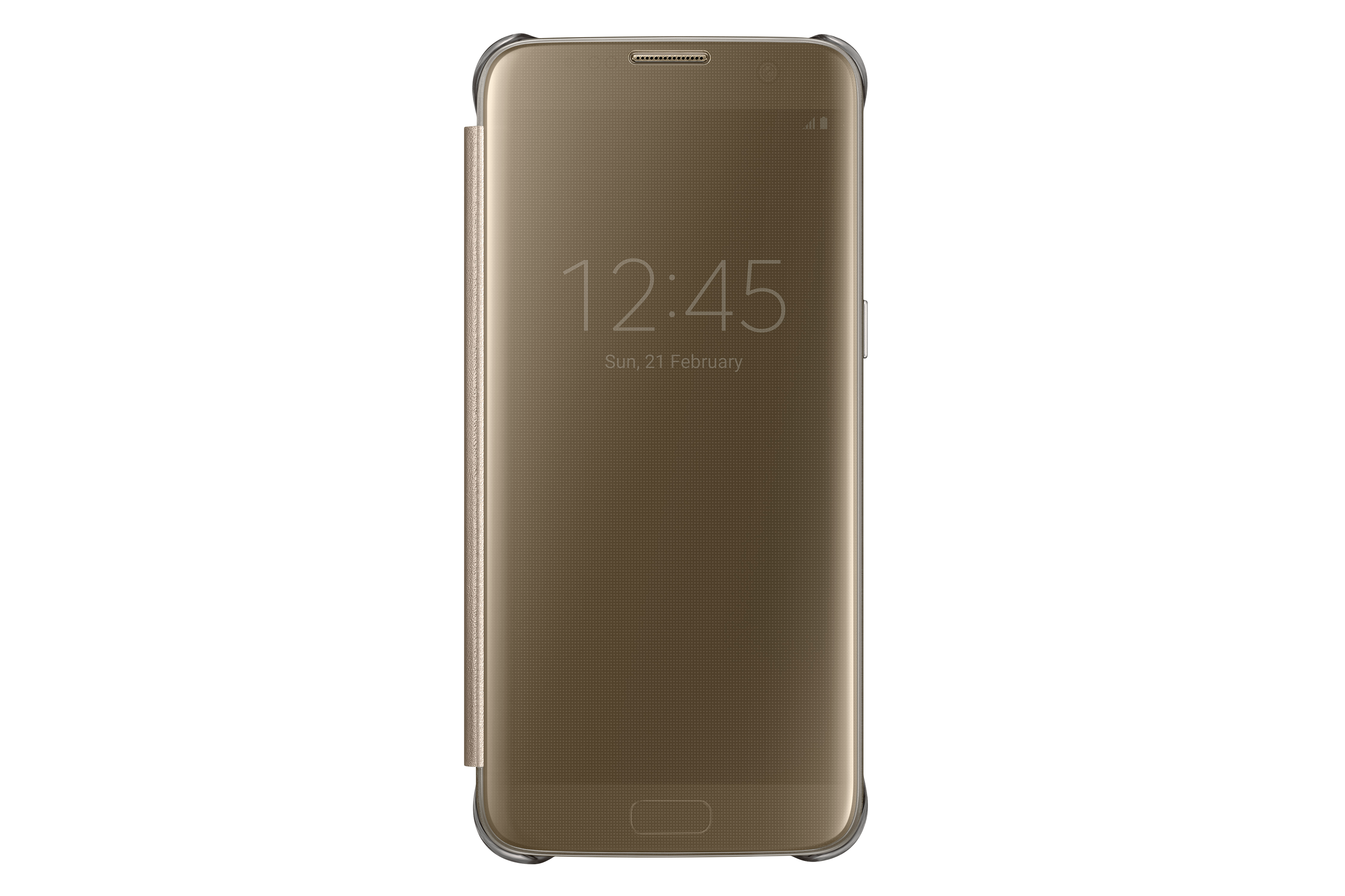 Clear View Cover Galaxy S7 edge