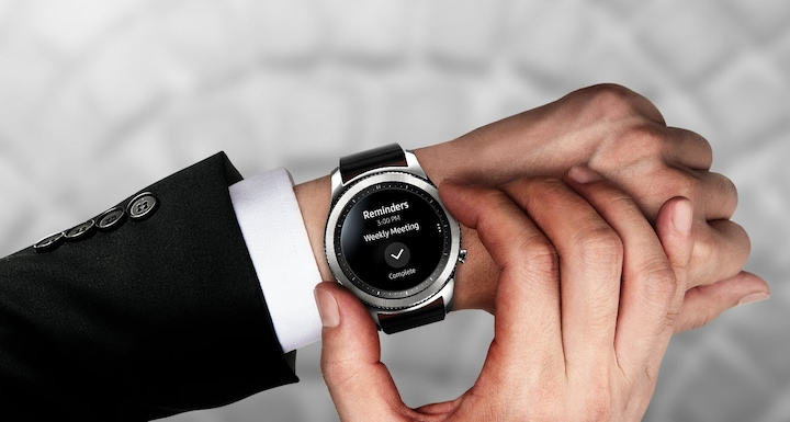 Gear S3 classic für Business