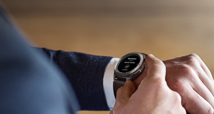Gear S3 frontier für Business