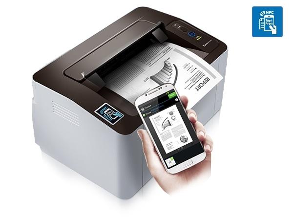 Ein Drucker, der Smartphones noch smarter macht