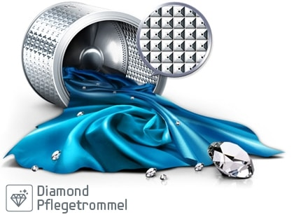 Diamond Pflegetrommel