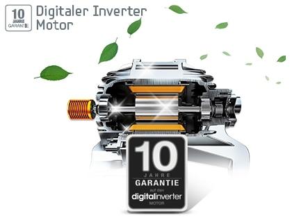 Digitaler Inverter Motor
