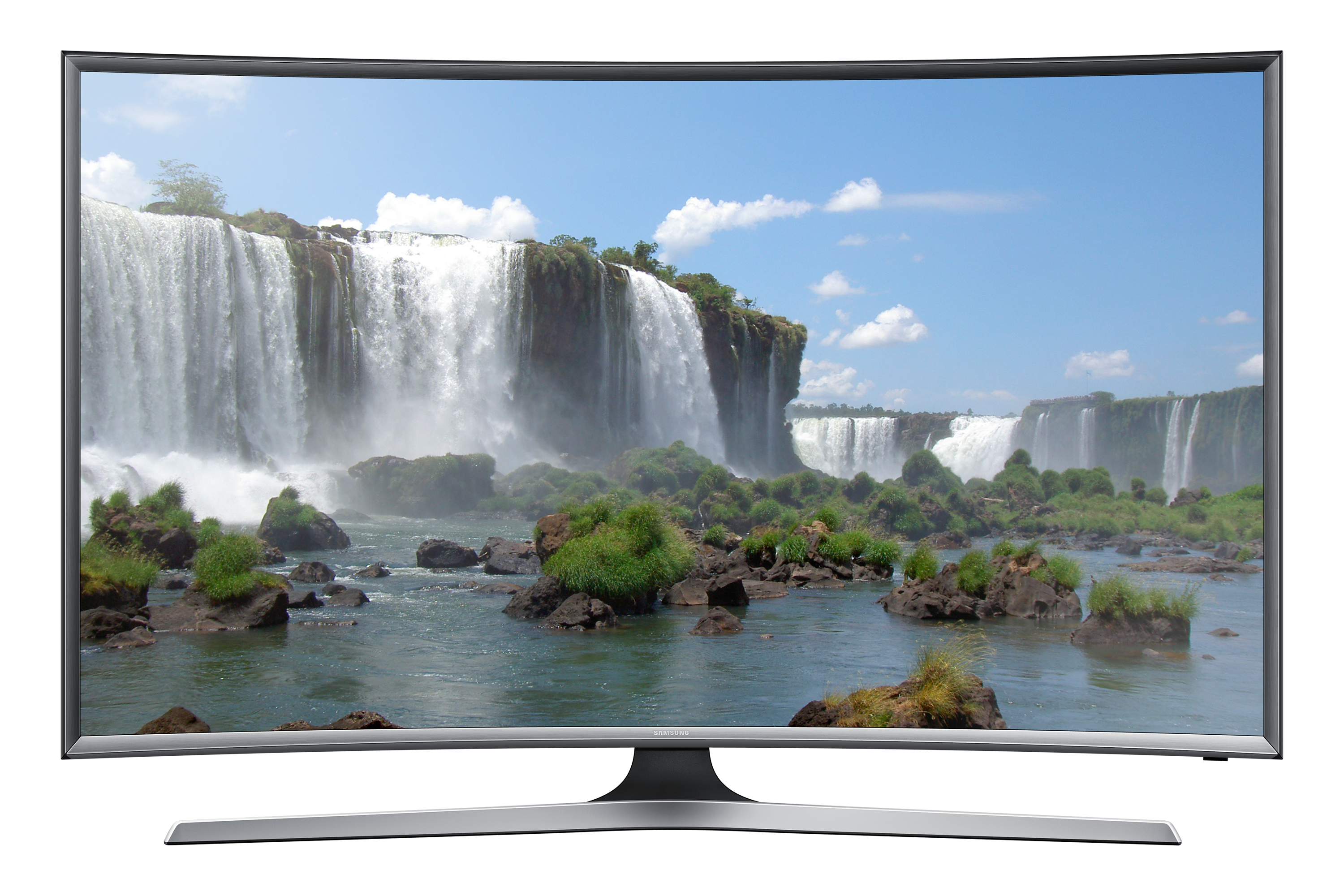 "48"" Curved LED TV J6370"