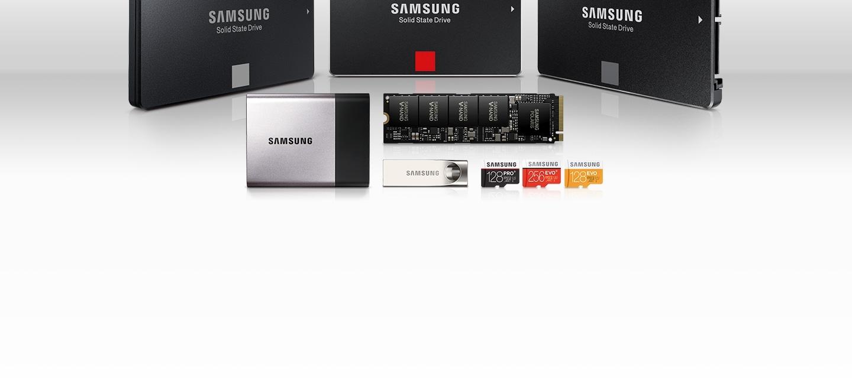 Samsung Speichermedien
