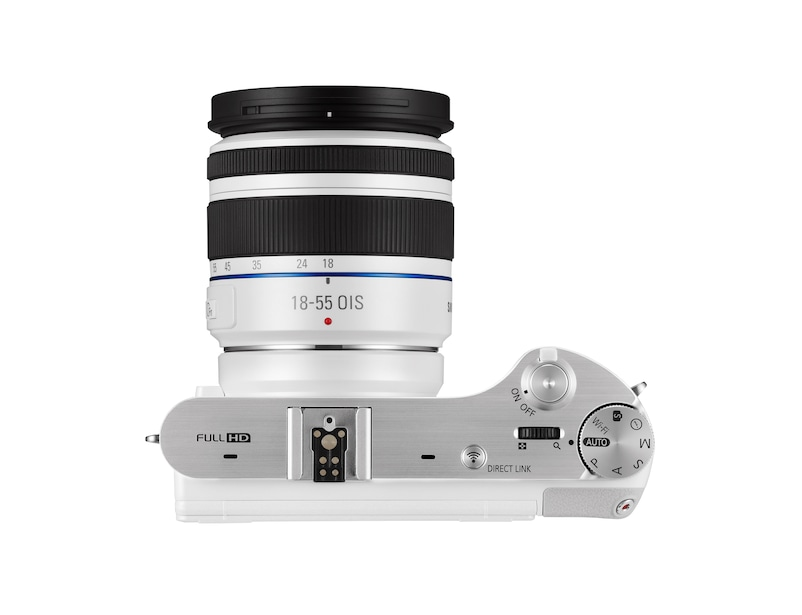 Dynamic 18 55 Mm White